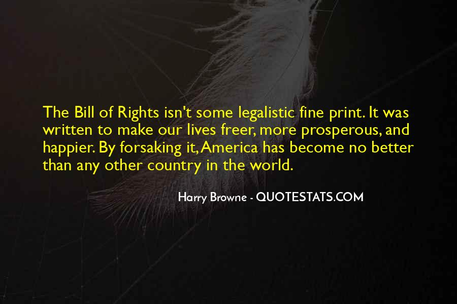 Harry Browne Quotes #1845636