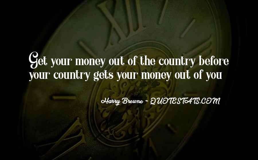 Harry Browne Quotes #191083