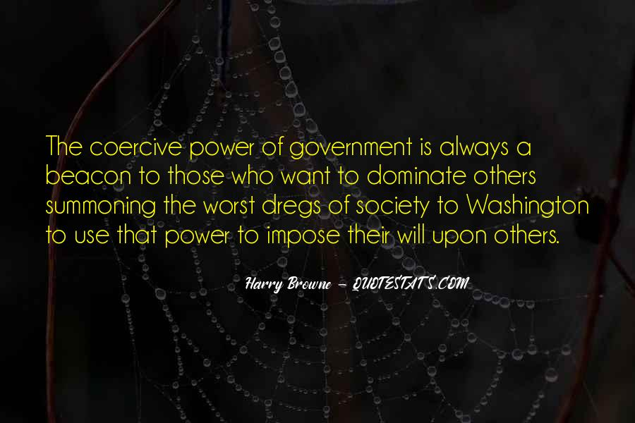 Harry Browne Quotes #217844