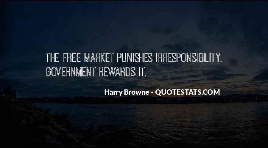 Harry Browne Quotes #26695
