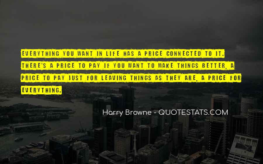 Harry Browne Quotes #309984