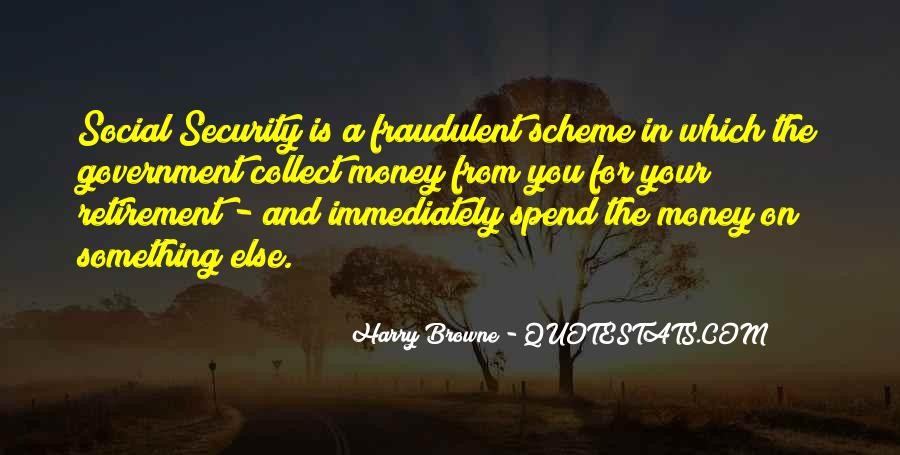 Harry Browne Quotes #591284