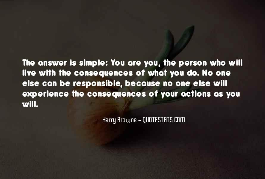 Harry Browne Quotes #662309