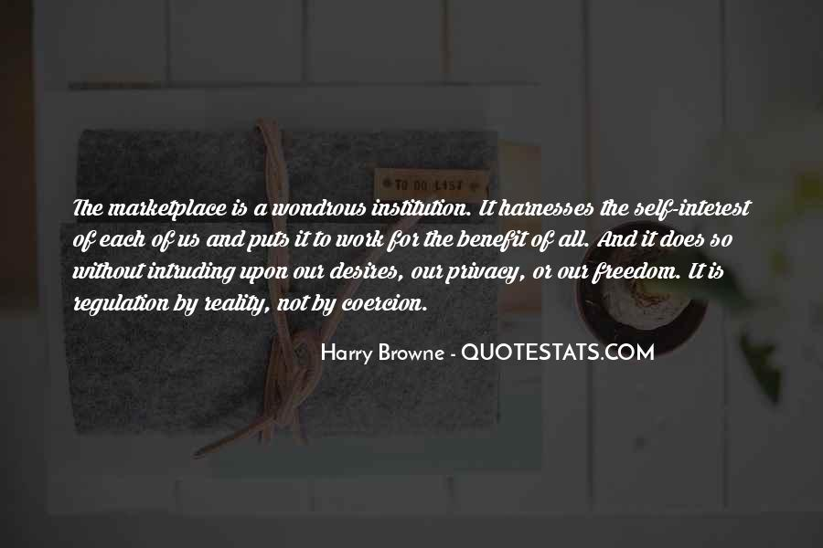 Harry Browne Quotes #865741