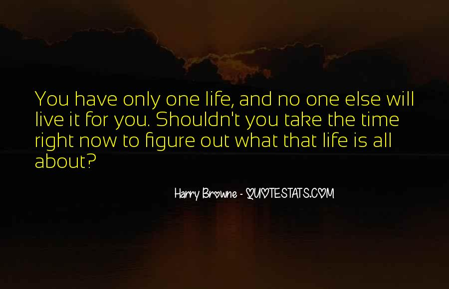 Harry Browne Quotes #910512