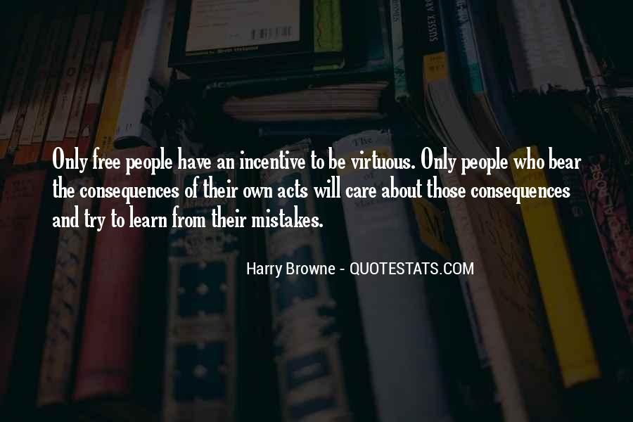 Harry Browne Quotes #912031