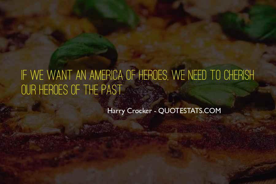 Harry Crocker Quotes #1378143