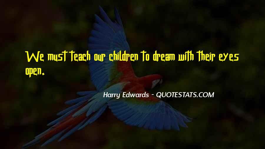 Harry Edwards Quotes #1823392