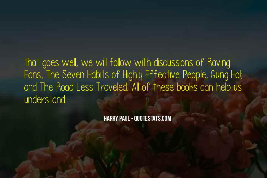Harry Paul Quotes #1241581