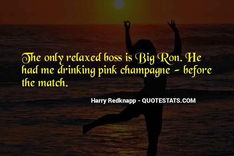 Harry Redknapp Quotes #1036701