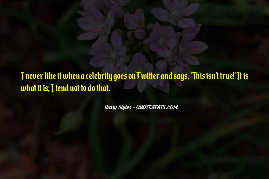 Harry Styles Quotes #1144988