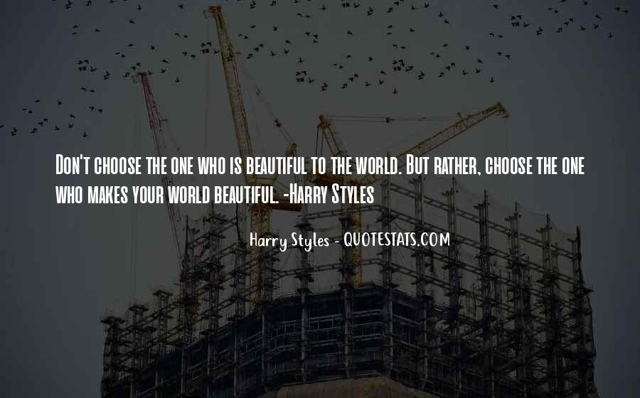Harry Styles Quotes #1186907