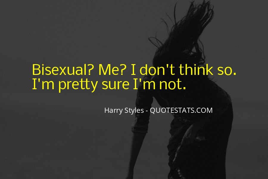 Harry Styles Quotes #1187398
