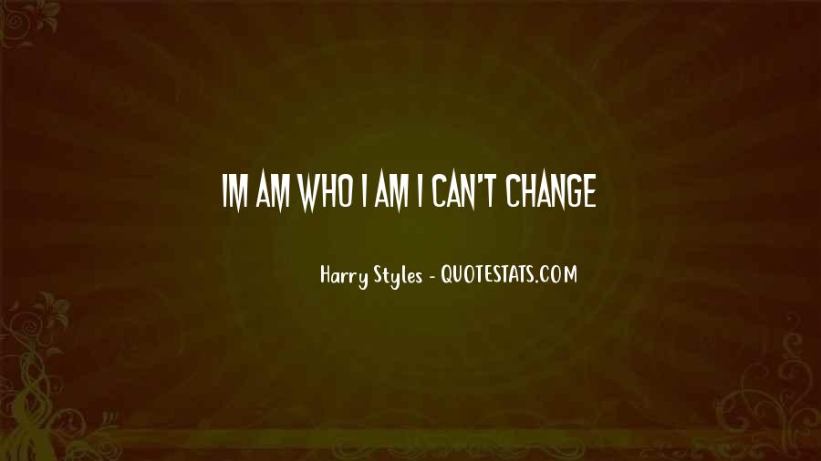 Harry Styles Quotes #1286941