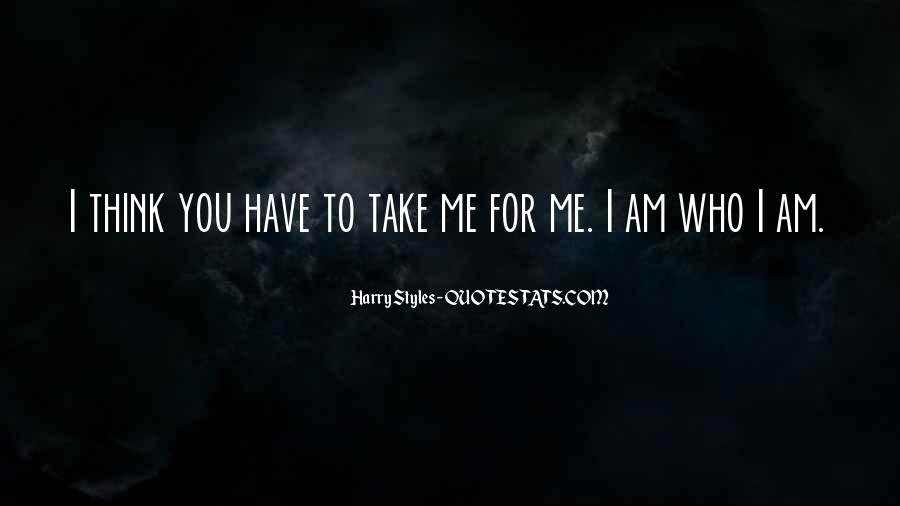 Harry Styles Quotes #1604525