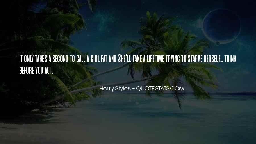 Harry Styles Quotes #1759879