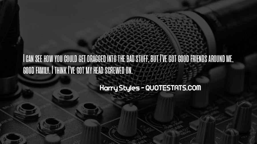 Harry Styles Quotes #1768713