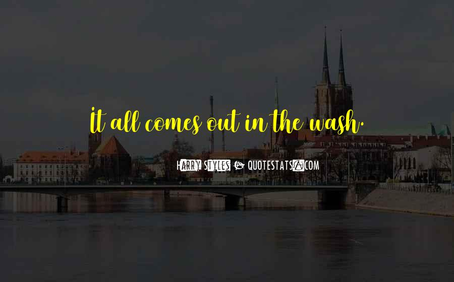 Harry Styles Quotes #187630