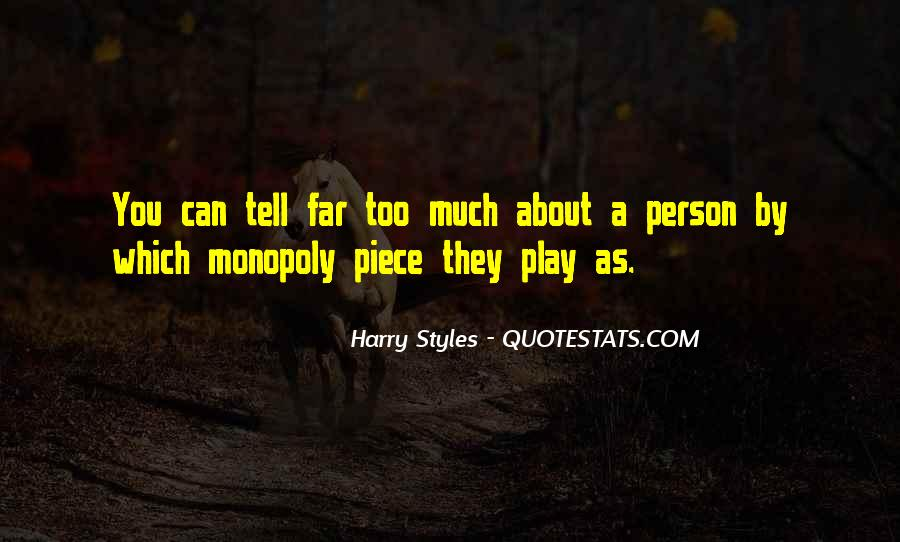 Harry Styles Quotes #553842