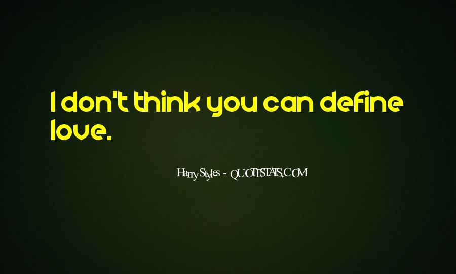 Harry Styles Quotes #90330