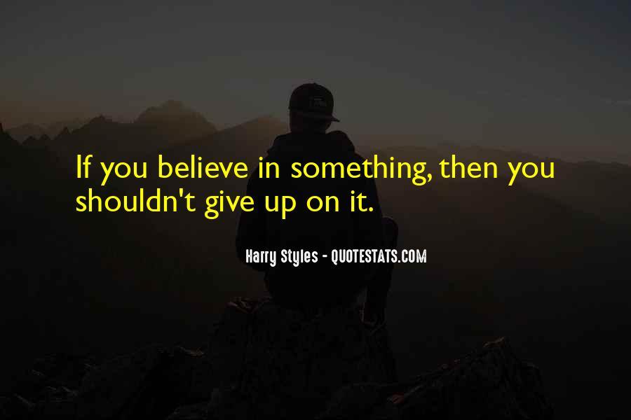 Harry Styles Quotes #98498