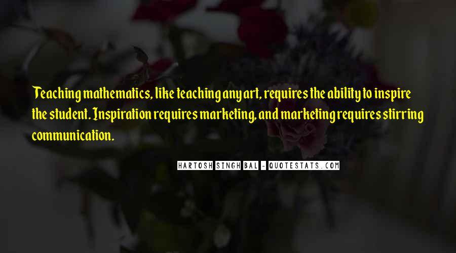Hartosh Singh Bal Quotes #242757