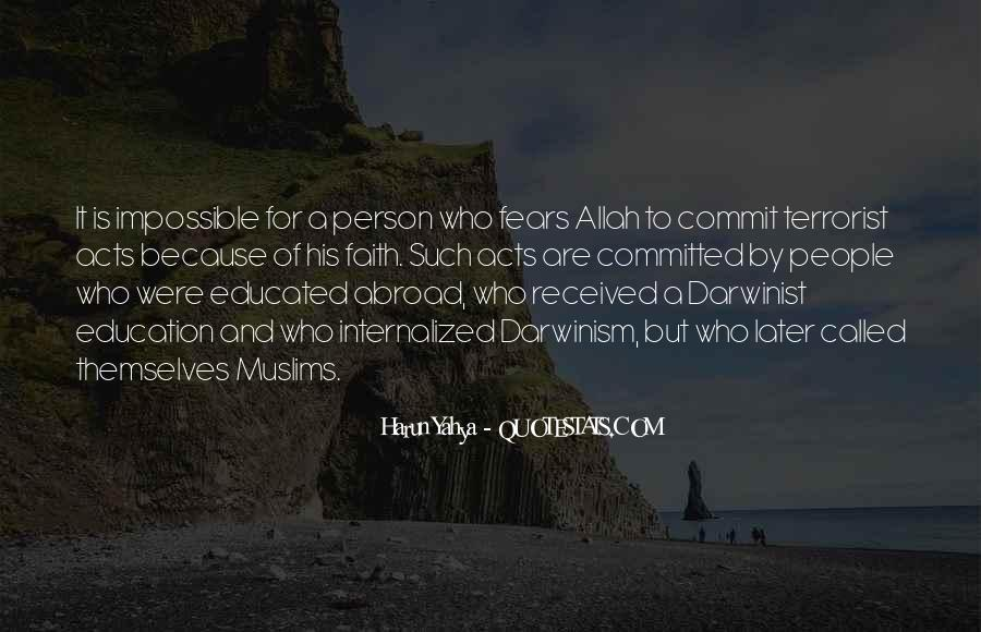 Harun Yahya Quotes #1194901