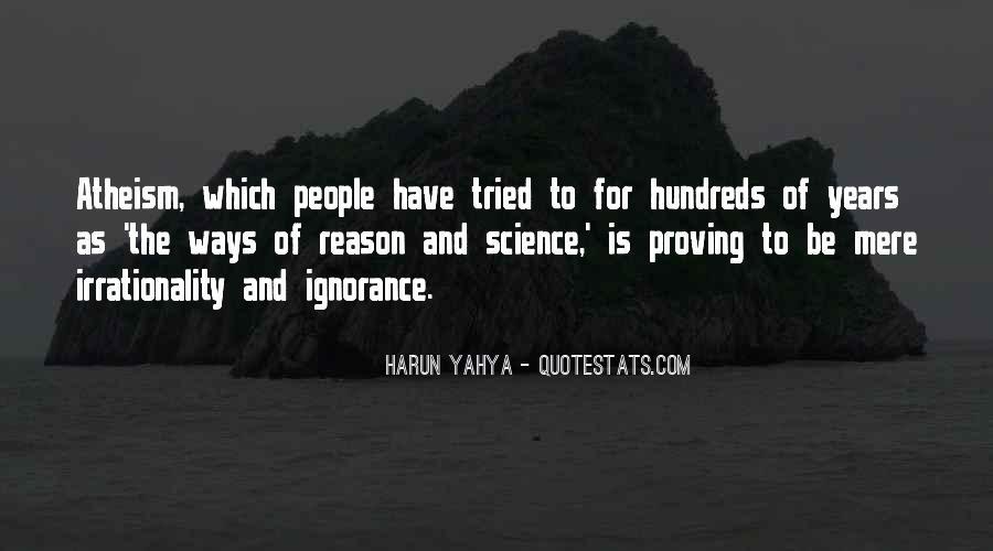 Harun Yahya Quotes #1449795