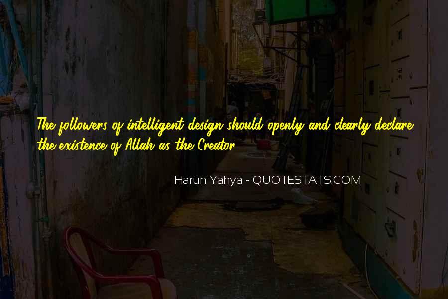 Harun Yahya Quotes #1613816
