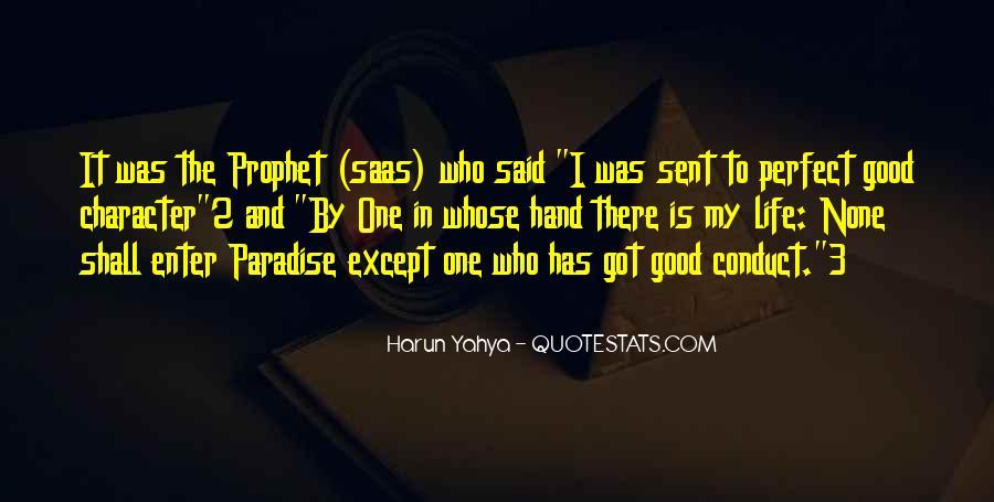 Harun Yahya Quotes #179206