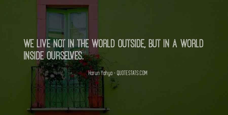 Harun Yahya Quotes #1852371
