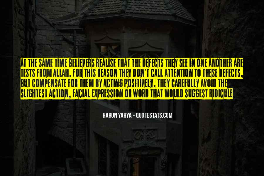 Harun Yahya Quotes #262532
