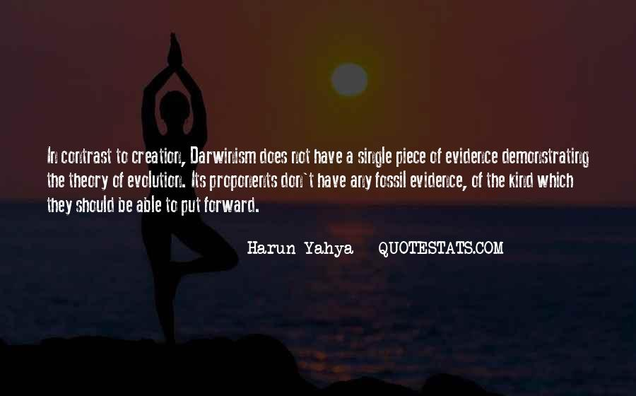 Harun Yahya Quotes #913283