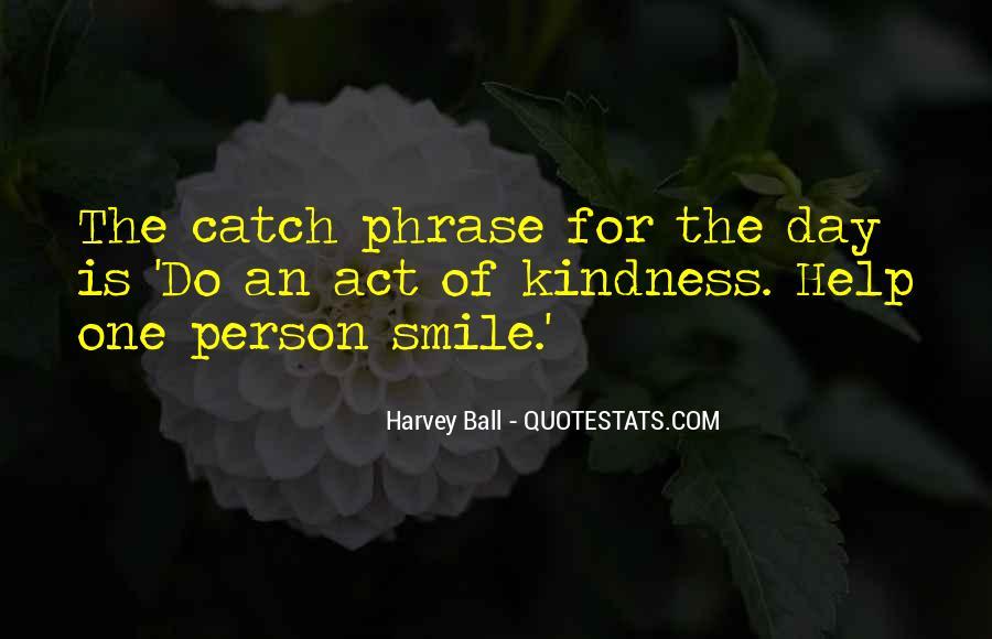 Harvey Ball Quotes #1144831