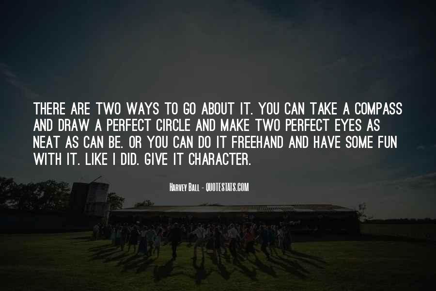 Harvey Ball Quotes #473888