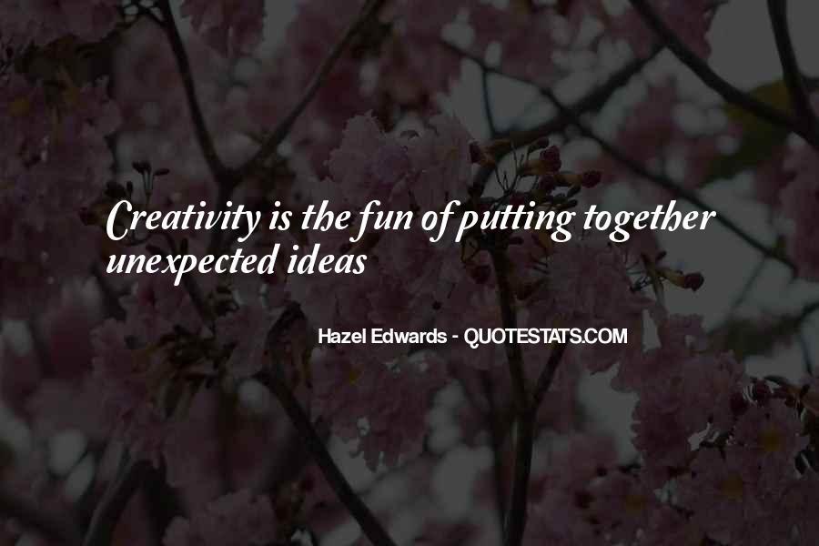 Hazel Edwards Quotes #567475