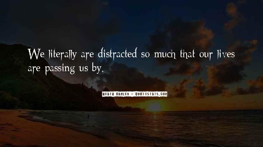 Heath Damien Quotes #204046