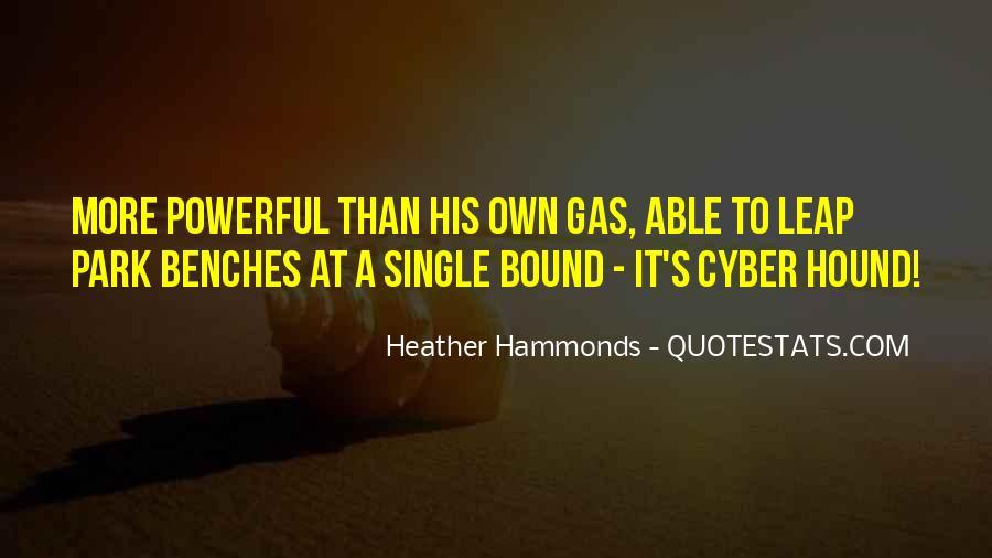 Heather Hammonds Quotes #745920
