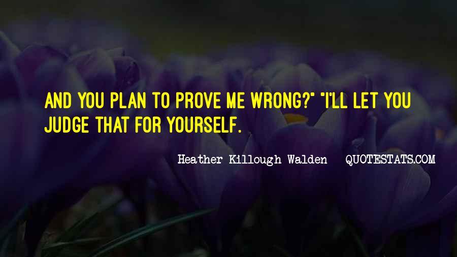 Heather Killough-Walden Quotes #46182