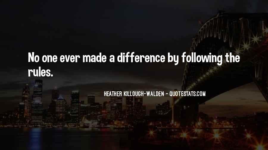 Heather Killough-Walden Quotes #941521