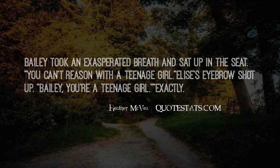 Heather McVea Quotes #1083479