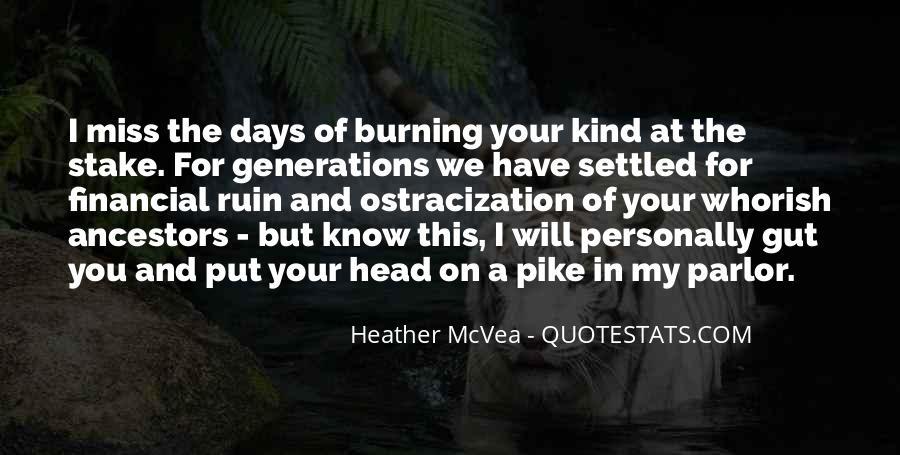 Heather McVea Quotes #295295