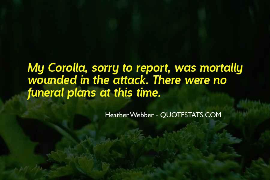 Heather Webber Quotes #1198227