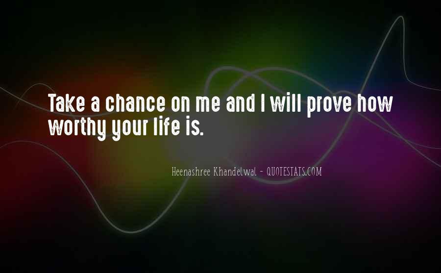 Heenashree Khandelwal Quotes #710108