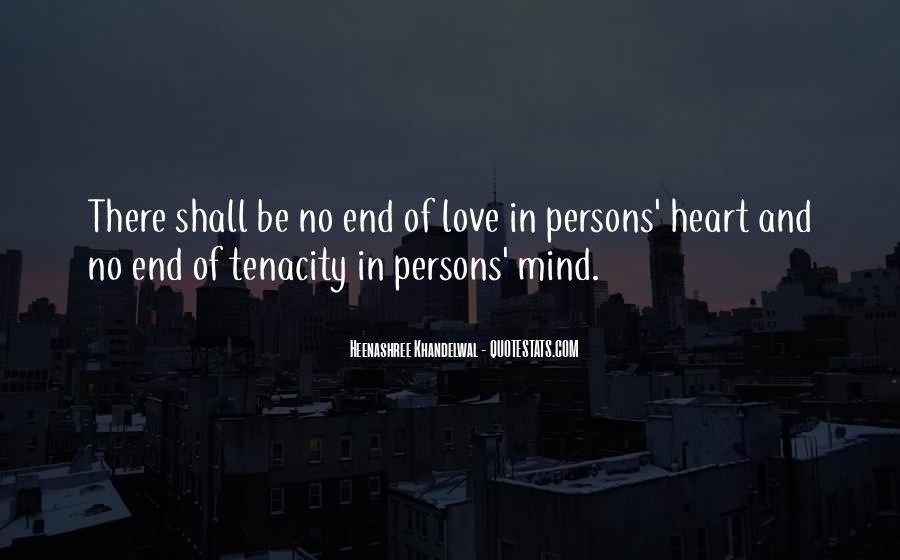 Heenashree Khandelwal Quotes #785862