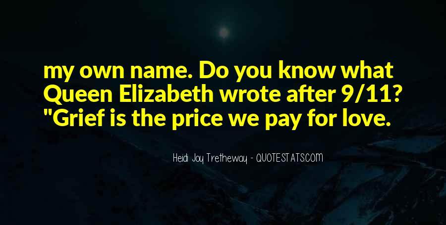 Heidi Joy Tretheway Quotes #1223083