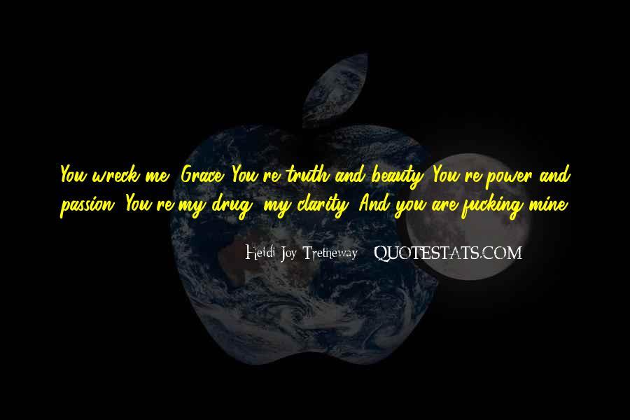 Heidi Joy Tretheway Quotes #1488859