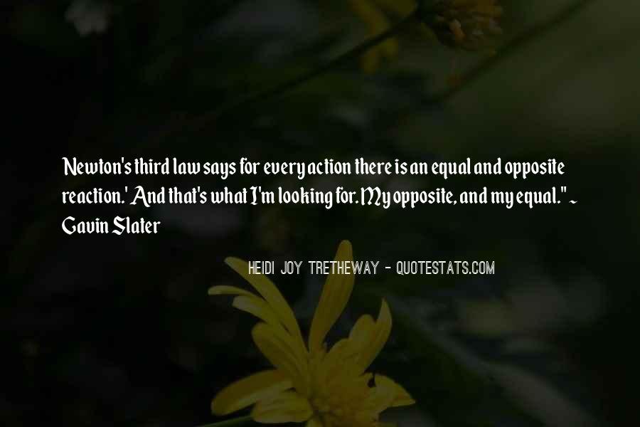 Heidi Joy Tretheway Quotes #275186