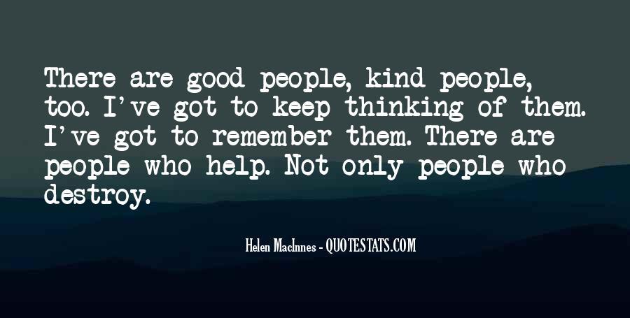 Helen MacInnes Quotes #1093232
