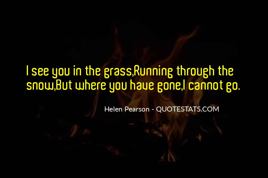 Helen Pearson Quotes #438671